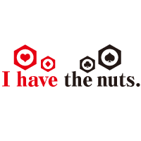 I have the nuts テキスト